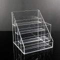 4 Tier Clear Acrylic Makeup Stand