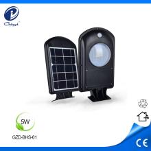 Luces de calle solares al aire libre del jardín del LED