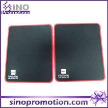 Jogo de alta categoria Mousepad Base de borracha funcional Non-Slip Borda vermelha