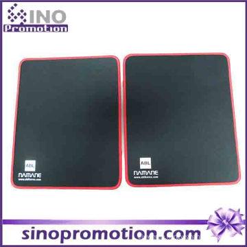 High Grade Game Mousepad Functional Non-Slip Rubber Base Red Edge