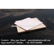 Placa / folha expulsas PVC da espuma para a placa do sinal & placa de exposição / placa de corte / fabricante da placa de circuito impresso / folha do uhmwpe /