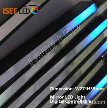 Couverture de miroir LED Light DMX Digital Control