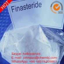 Finasteride de poudre stéroïde de vente directe de Proscar (Propecia) 98319-26-7 traitement de Bph