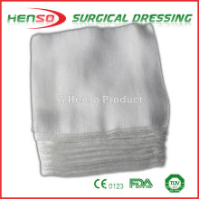 Henso Bleached White Gauze Sponges