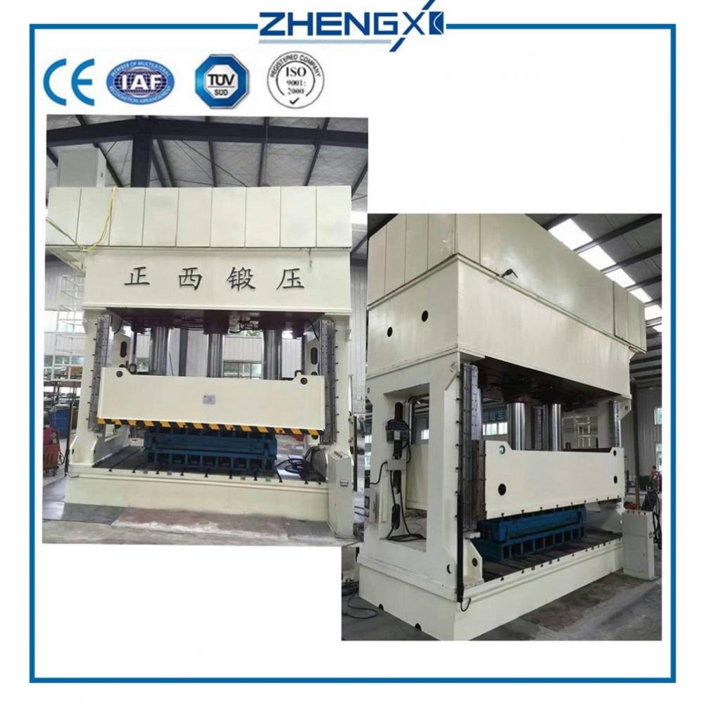 Hydraulic Deep Drawing Press Metal Stamping Press 1600Tons
