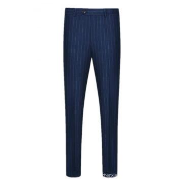 Men's 100% Wool Pants Suit Pants