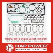Guarnizione motore Weichai WP12 EuroIII