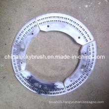 Big Detachable Steel Wire Round Polishing Brush (YY-163)