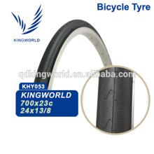 Pneu de bicicleta chinês 700c, 700x38c 700x45c bicicleta pneu qualidade escolha