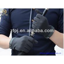 Hot sale fashion male man wool gloves