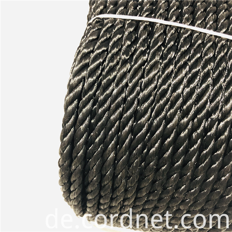 Black Pp Multi Twist Rope 3
