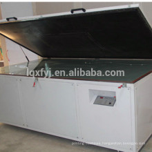 large size vacuum screen printing exposure unit