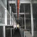 Ligne de peinture en poudre Spl avec prétraitement par pulvérisation