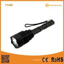 1145 Multi-Functional 10W T6 LED 500lumen Police Torch Aluminum Light