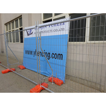 Panneau de clôture temporaire du Canada / clôture de la clôture soudée