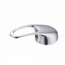 Removable zinc handles bathroom basin  faucet handle