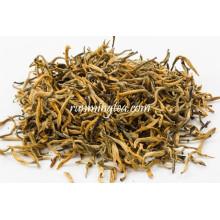 Benefícios refinados do chá preto de Dianhong