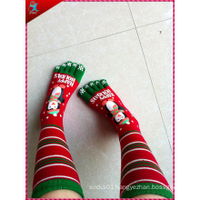 Christmas Knee Sock Printed for Gift