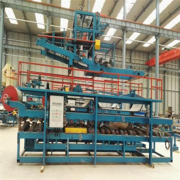 EPS Sandwich Roof Panel Roll Forming Machine