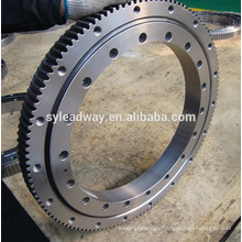 CAT Supplier slew ring design for crawler cranes