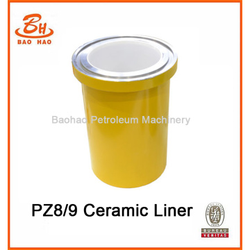 Ceramic Liner zirconia for Drilling Mud Pump