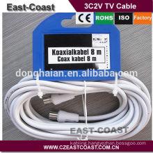 German Market 3C2V coaxial tv aerial cable