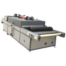 TM-Uvirs IR UV Roller Rolling Barnizado de la máquina con sistemas de calefacción por infrarrojos Secado del horno