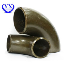 Carbon steel seamless steel 90 degre Long elbow