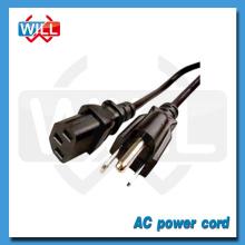 UL CUL сертифицирован 125v 250v высококачественный электрический кабель Канады Канады
