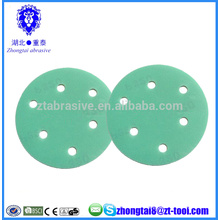 7 inch polyester film abrasive sanding discs