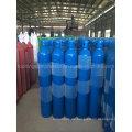 50L Medizinische Verwendung Nahtlose Stahl Sauerstoff Stickstoff Lar CNG Acetylen Wasserstoff 150bar / 200bar Gas Zylinder