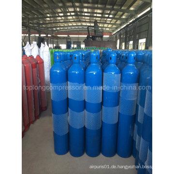 Hochdruck-Acetylen-Sauerstoff-Stickstoff-Argon-Kohlendioxid-Schweißnaht-Stahl-Gas-Zylinder