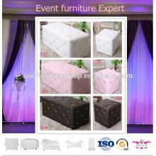 Colorful different size diamond sofa