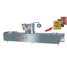 Half Stretch Forming Of Epidural Vacuum Packing Machine