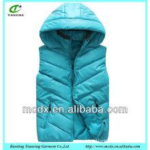 Design casual waistcoat for women