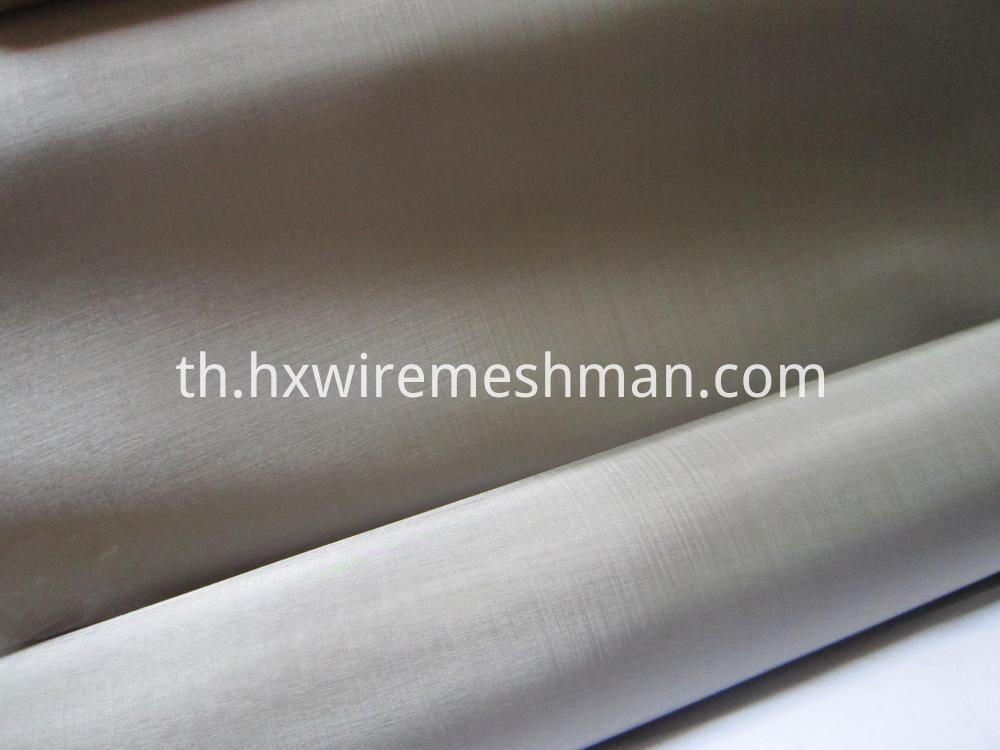 micron stainless steel mesh