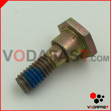 Hex Head Shoulder Bolt with Nylok