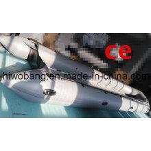 Barco inflável de grande velocidade barco barato com CE