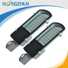 High-Power-Faktor Street Lighting Pole Cover 30w Druckguss Aluminium-Legierung