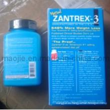 Laboratorios Zoller, pérdida de peso rápida de Zantrex-3, 84 cápsulas