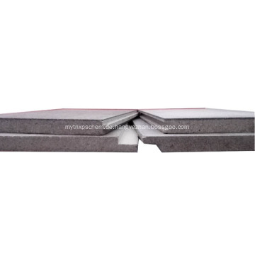 MgO-Platte Magnesiumsulfat-Platte