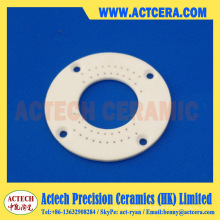 Precision Cutting Processing of Alumina Ceramic Substrate