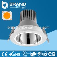 5 Jahre Garantie, AC85-265V Einstellbare LED Recessend Down Light 20W mit Meanwell Driver