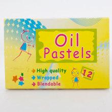 12 цветов Масляная пастель для детей