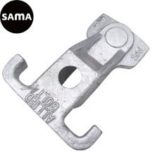 Gris, gris, fonte de sable de fonte ductile d'OEM pour des garnitures de matériel