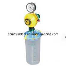 Vacuum Regulator with Suction Bottle