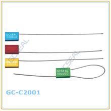 GC-C2001Stainless Kabel Siegel mit 2,0 mm Durchmesser