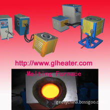 Induction Melting Furnace Dump Melting Furnace/ Melting Machine for Melting Metal, Gold, Silver, Copper