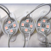 4PCS 5050 27*27mm White 12V LED Round Module