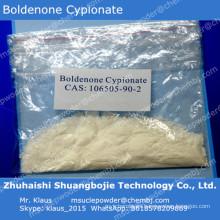 Polvo esteroide Boldenone Cypionate del levantamiento de pesas caliente del músculo de la venta